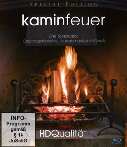Kaminfeuer In HD (Blu-Ray)
