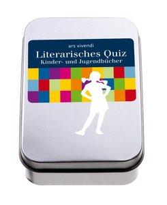 Literarisches Quiz - Kinder- und Jugendbücher