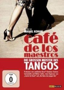 Café de los Maestros - Die großen Meister des Tangos