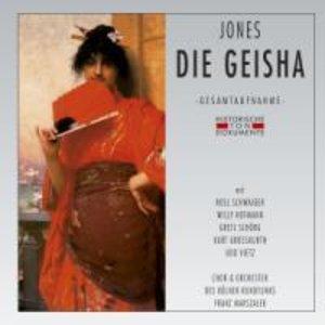Die Geisha (GA)