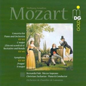 Klavierkonzert KV 503,Sinfonie KV 504,Rondo KV 505