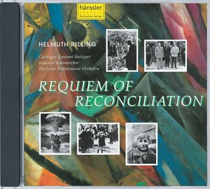 Requiem of Reconciliation - englisch