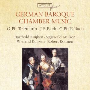 (German Baroque Chamber Music