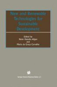 New and Renewable Technologies for Sustainable Development