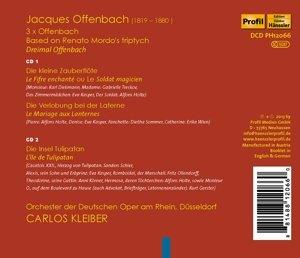 3 x Offenbach