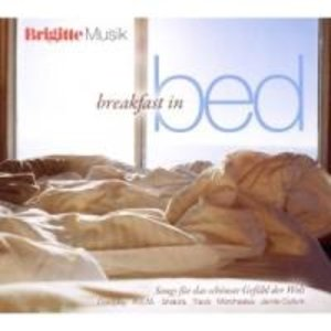 Brigitte-Breakfast In Bed