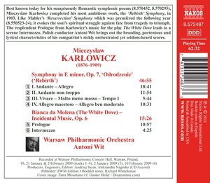 Rebirth Symphony/Bianca da Molena