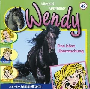 Wendy 42. Eine böse Überraschung CD