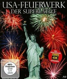 USA-Feuerwerk Der Superlative