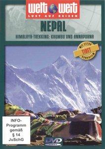 Nepal - Teil 2 - mit Bonusfilm Tibet