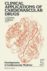Clinical Applications of Cardiovascular Drugs