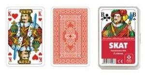 ASS Altenburger Spielkarten 70006 - Skat, Französisches Bild, Le
