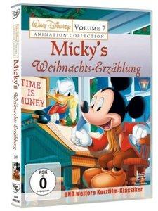 Mickys Weihnachts-Erzählung