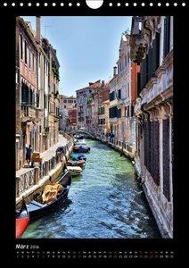Venedig (Wandkalender 2016 DIN A4 hoch)