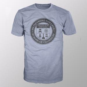 Heisenberg College (Shirt XL/Grey-Melange) - zum Schließen ins Bild klicken