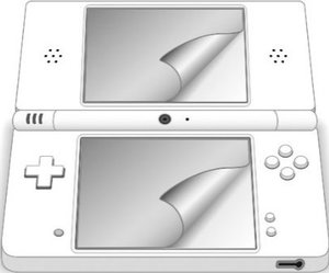 Nintendo DSi XL - Screen Protection Film - Bildschirmschutzfolie