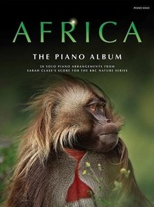 Africa: The Piano Album -Piano Solo Book-