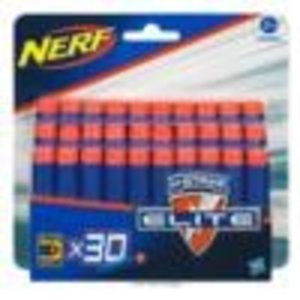 Hasbro A0351 - Nerf N-Strike Elite 30er Darts Nachfüllpack