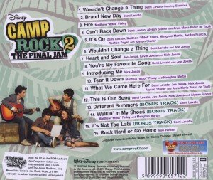 Camp Rock 2: The Final Jam - Deutsche Version