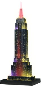 Ravensburger 12566 - Empire State Building bei Nacht