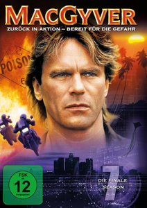 MacGyver - Season 7 (4 Discs, Multibox)