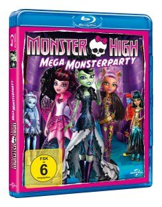 Monster High-Mega Monsterparty