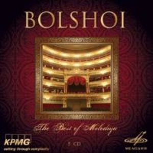 Bolshoi-Best of Melodiya