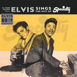 Elvis Sings The Hits Of Specialty (Colored Vinyl)