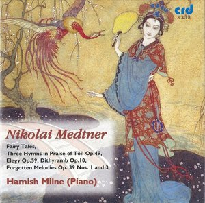 Medtner Piano Music Vol.1