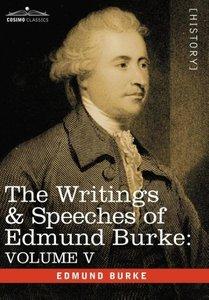 The Writings & Speeches of Edmund Burke