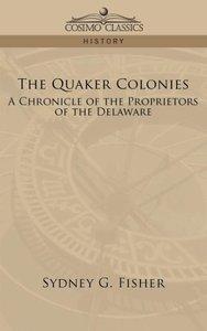 The Quaker Colonies