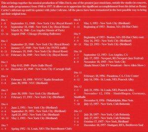 Live Recordings 1948-1957