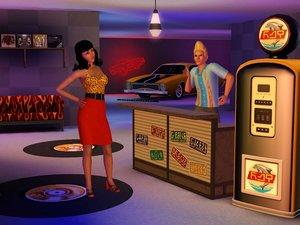 Die Sims 3 Gib Gas-Accessoires
