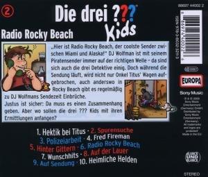 Die drei ??? Kids 02: Radio Rocky Beach