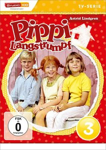 Pippi Langstrumpf TV-Serie DVD 3