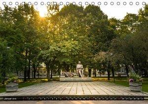 Wenk, M: Traumhaftes Tallinn (Tischkalender 2015 DIN A5 quer
