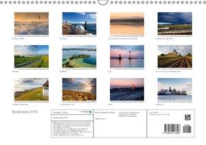 Bodensee 2016 (Wandkalender 2016 DIN A3 quer)