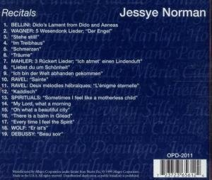 An Evening With Jessye Norman