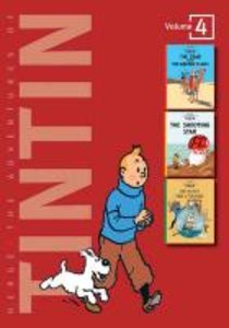 The Adventures of Tintin Collected Albums 4