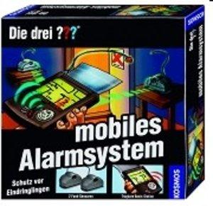 Kosmos 631468 - Die drei ???: Mobiles Alarmsystem