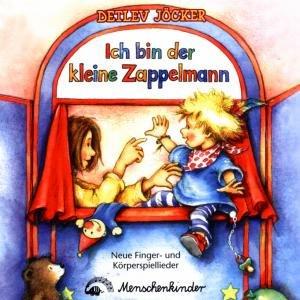 Ich bin der kleine Zappelmann. CD