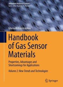 Handbook of Gas Sensor Materials