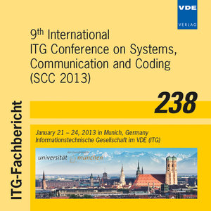 9th International ITG Conference on Systems, Communication and