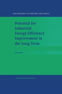Potential for Industrial Energy-Efficiency Improvement in the Lo