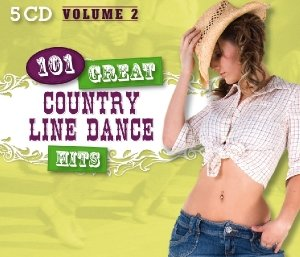 101 Great Country Line Dance Hits Vol.2
