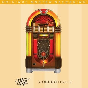 MOFI Collection 1-24k Gold CD