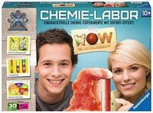 Ravensburger ScienceX® Chemie Experimentierkasten