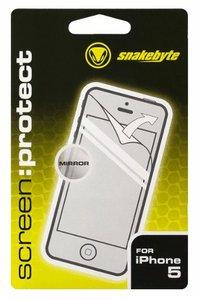 snakebyte SCREEN: PROTECT Bildschirmschutzfolie - Mirror für iPh