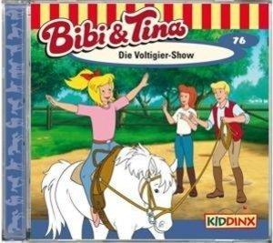Bibi & Tina 76. Die Voltigier-Show