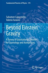 Beyond Einstein Gravity